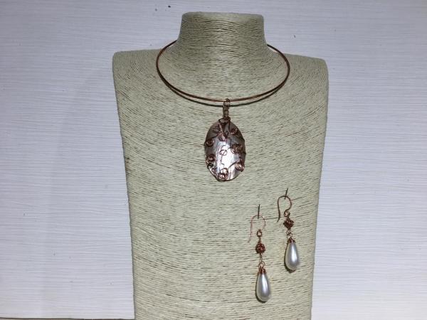 Corso avanzato di gioielli con il filo di rame il 30 novembre
